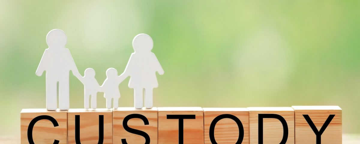 Can You File For Custody While Still Married